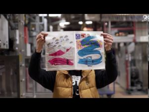 Kampagne: Samsung – The Newspaper Design Edition (Jung von Matt/Limmat)