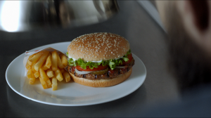 Kampagne: BURGER KING - THE LAST MEAL